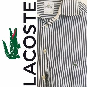 🐊Lacoste Boys Striped Shirt